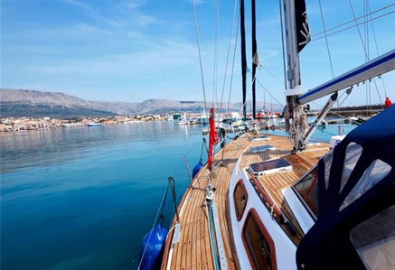 Yacht Charter Chios