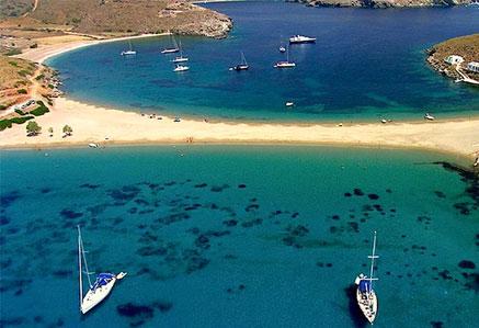 Yacht Charter Kythnos