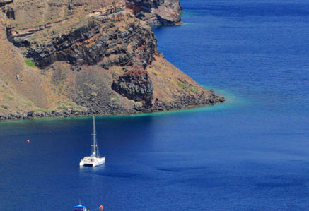 Yacht Charter Naxos