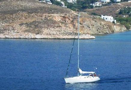 Yacht Charter Paros