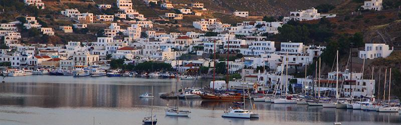 Yacht Charter Patmos