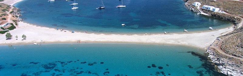 Kythnos Yacht Charter